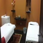massage area